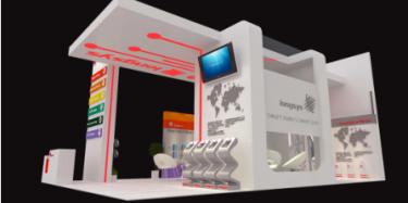 展览展示设计空间构成元素(二)