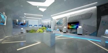 展厅设计怎样才能让人眼前一亮