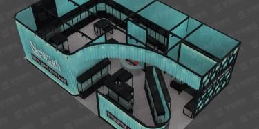 成都机械展展会特装设计搭建