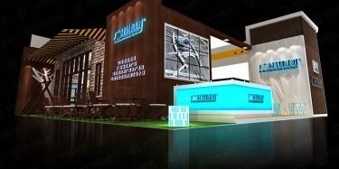 上海展覽展示設計空間運用