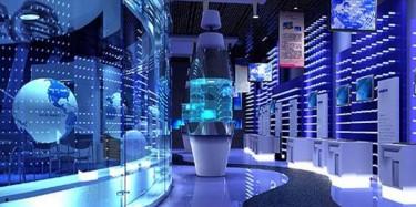 西安展厅空间设计发展过程