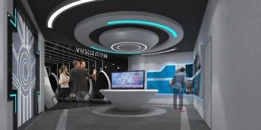 企業展廳設計有哪些原則及設計中需要注意事項?