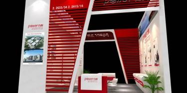 展位设计增加空间感的小技巧-毕加展览