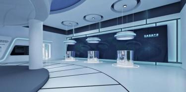 展厅设计的效果体现