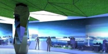 西安展位搭建公司如何布置汽车展厅?