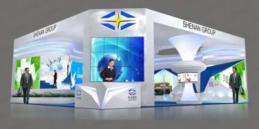 展台设计--减法式/长沙展览设计公司哪家好