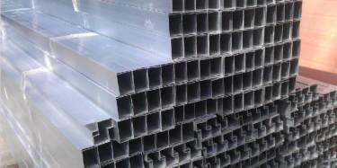 型材~环保型展台必不可少的一种基础材料