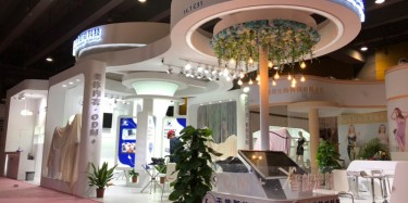 东莞设计公司-不同类型的展会设计