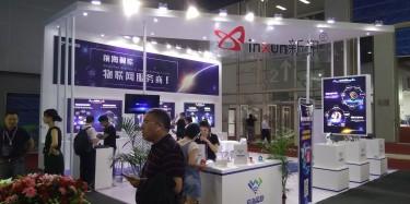 深圳展会搭建公司看下是怎么运用矩形?