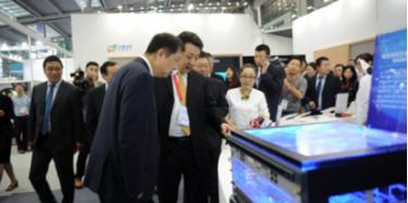 毕加展览东莞展台设计搭建公司聚焦:邀您开启智能时代 第89届中国电子展昨日开幕