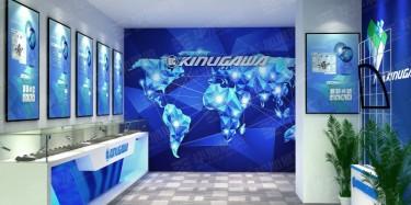 企业展厅设计搭建4大用色技巧