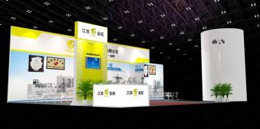 展览会展台设计两大特色之七种搭建风格