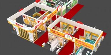东莞展览搭建商是如何节约费用的?