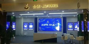 深圳展台设计中室外场馆的设计