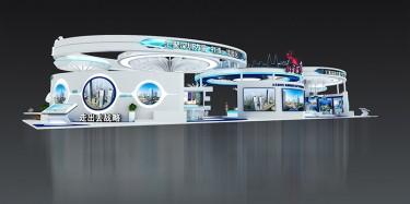 广州展台搭建两点节省成本的方法