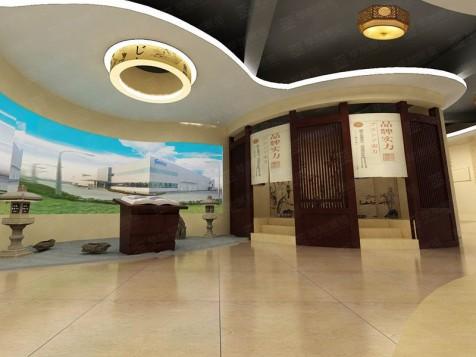 西尼电梯展厅