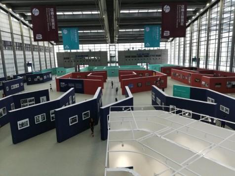 深圳摄影展——展会主场搭建承建