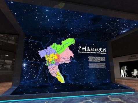 广州边检展馆