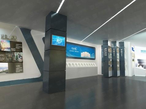 五冶集团展厅