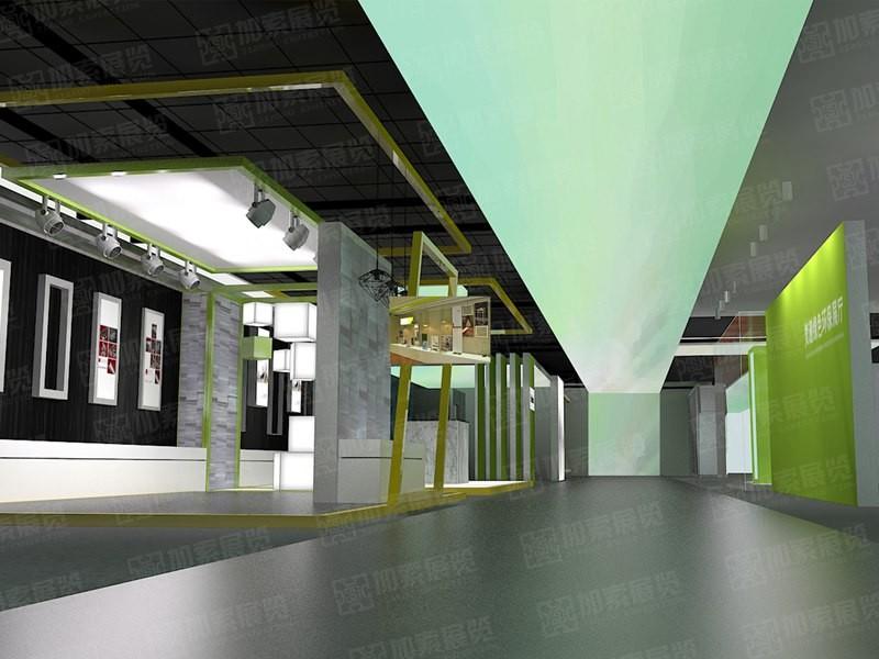 材料展厅设计搭建