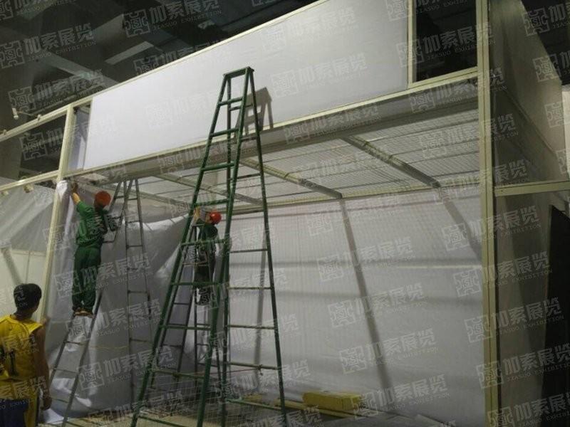 广交会展位设计搭建