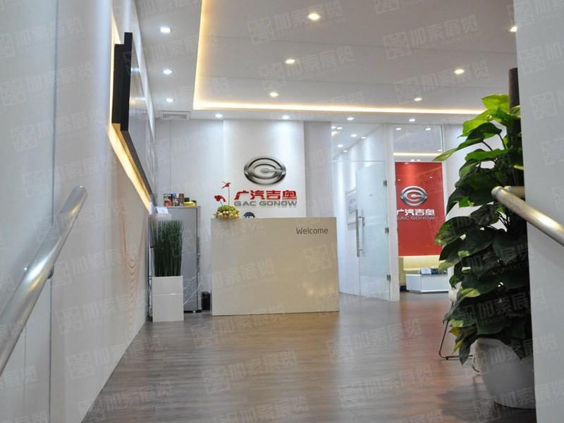 广汽吉奥展厅设计搭建