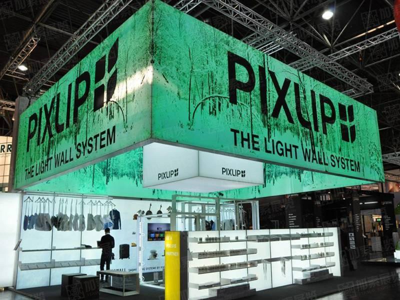 PIXLIP桁架设计搭建