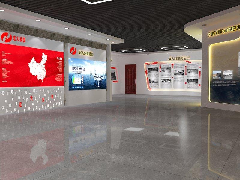 惠州展厅设计