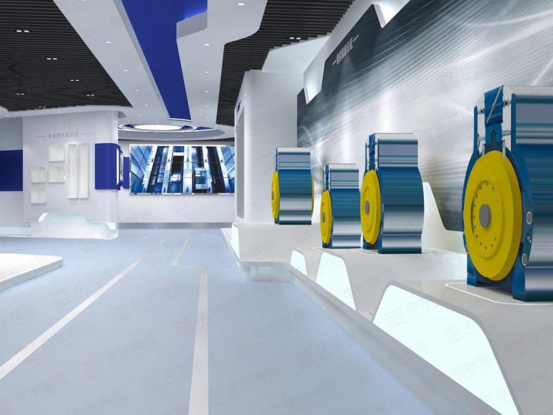 专业电梯展厅工程