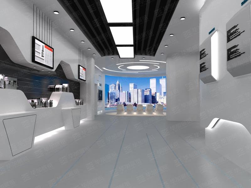互动电梯展厅工程