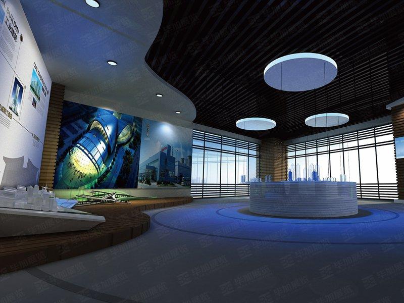 中山电梯展厅工程