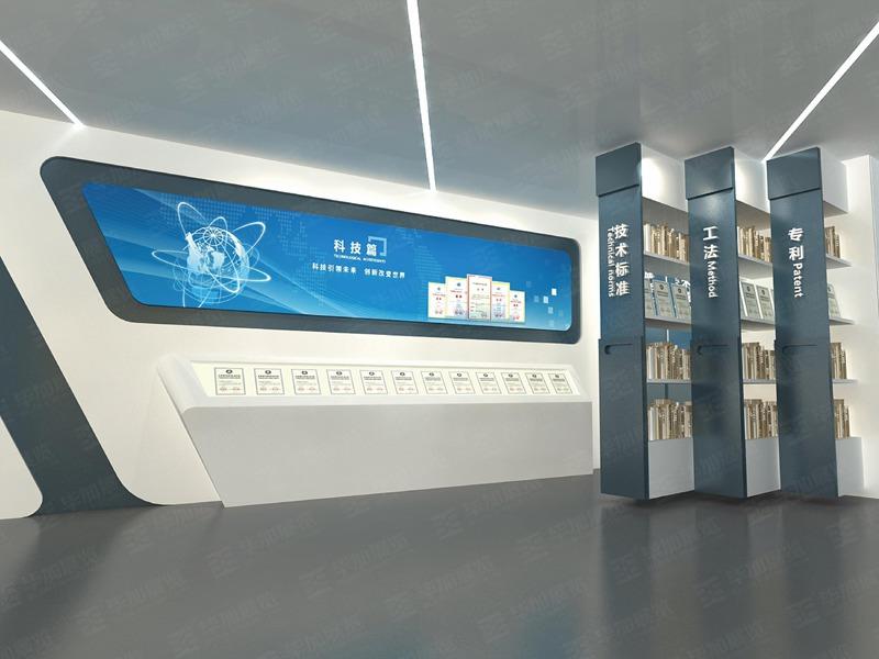 广东电梯展厅工程