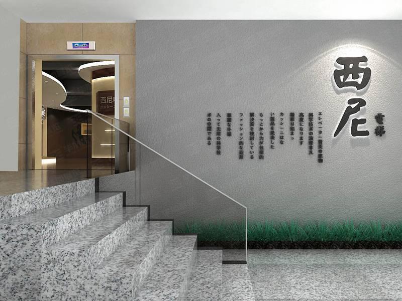 佛山电梯展厅策划