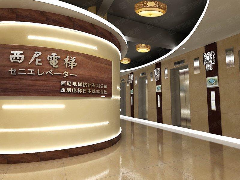 中山电梯展厅策划