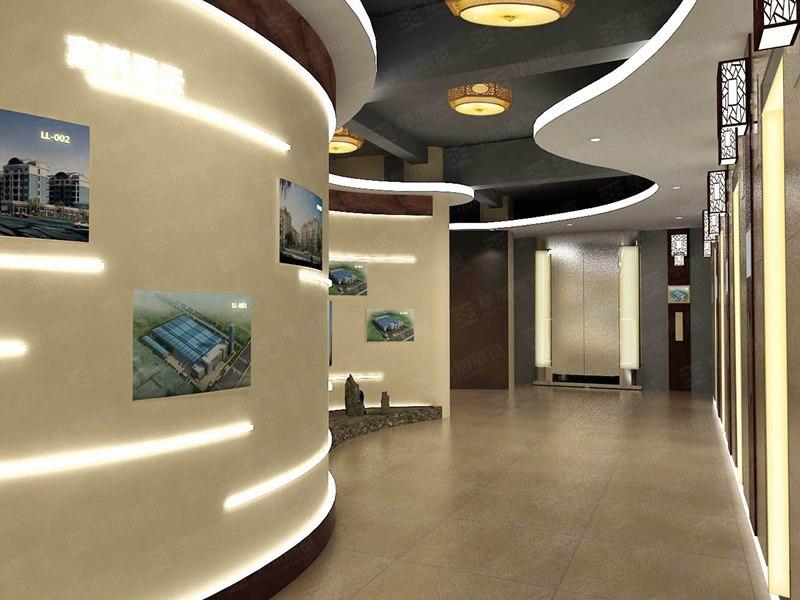 珠海电梯展厅制作