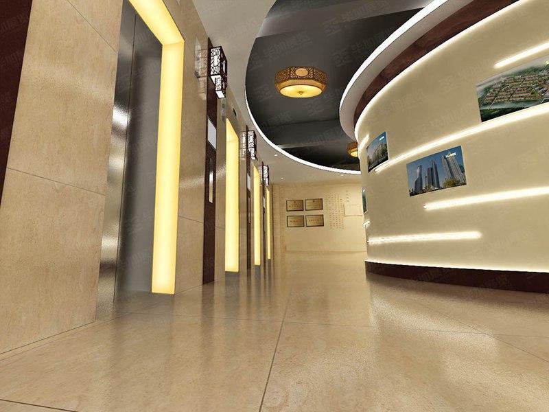 中山电梯展厅制作