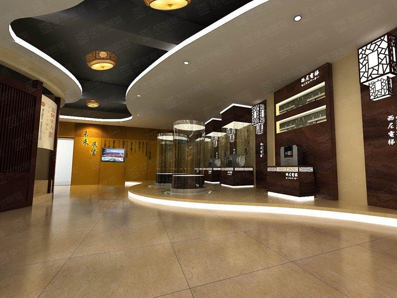 广州电梯展厅制作