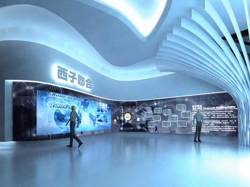电梯展厅设计策划