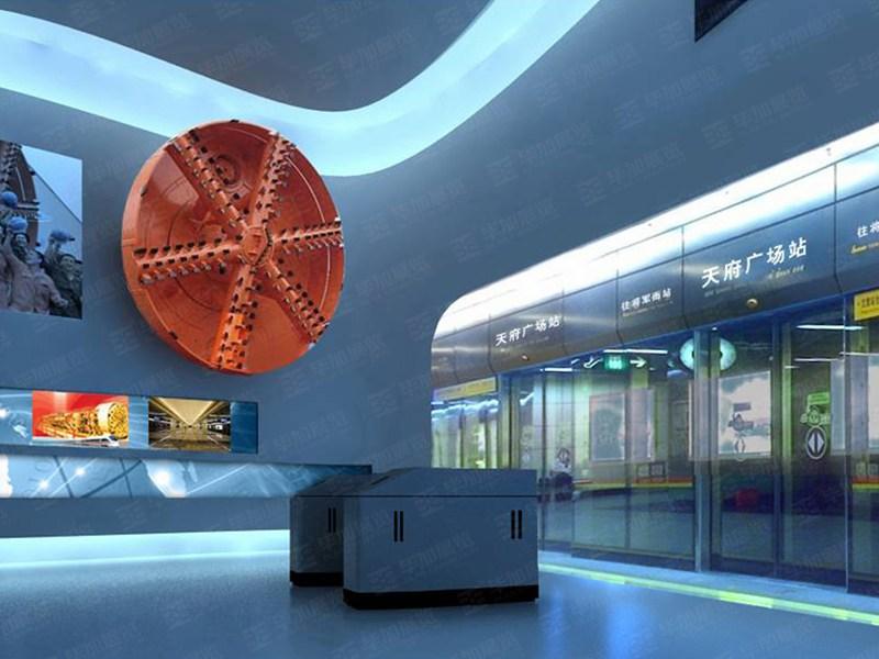 电梯展厅设计施工