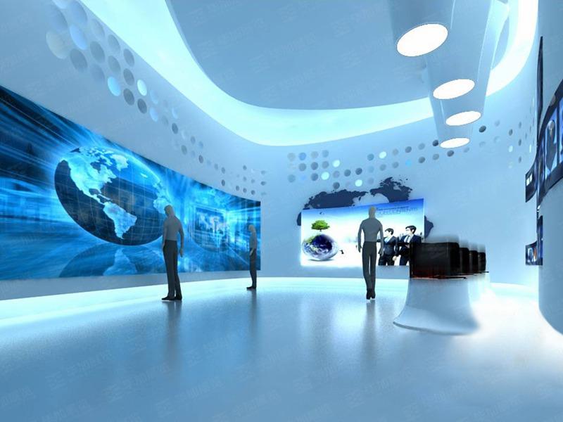 西子联合—电梯展厅案例