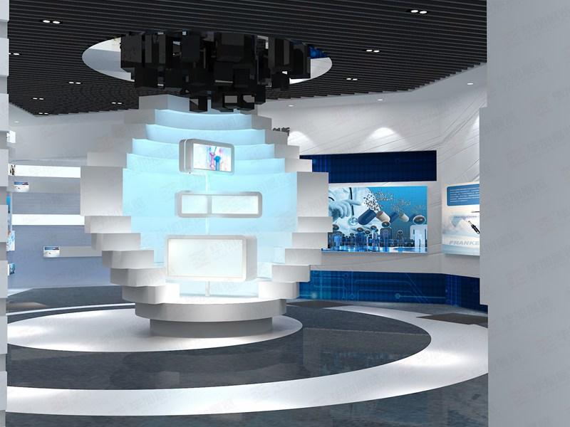高科技展厅设计
