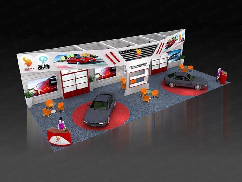 汽车改装展览设计_汽车改装展览搭建