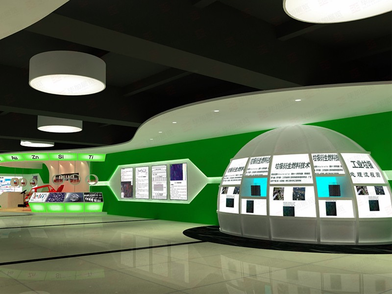 展厅制作工程