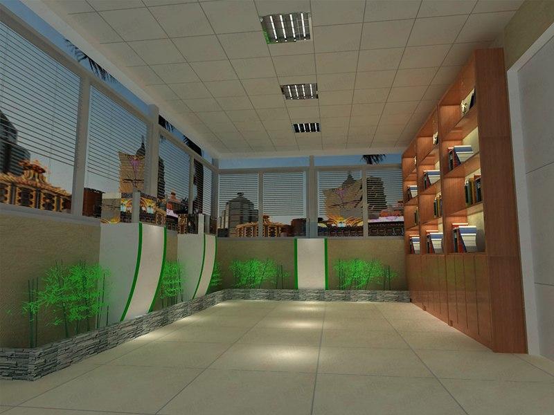展厅工程装修