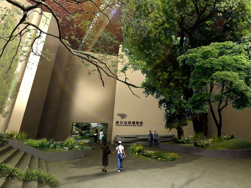 通化市通史博物馆——市级历史博物馆
