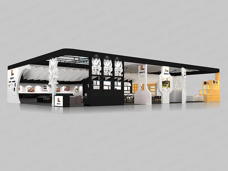 厦门忆通酒店用品展设计搭建