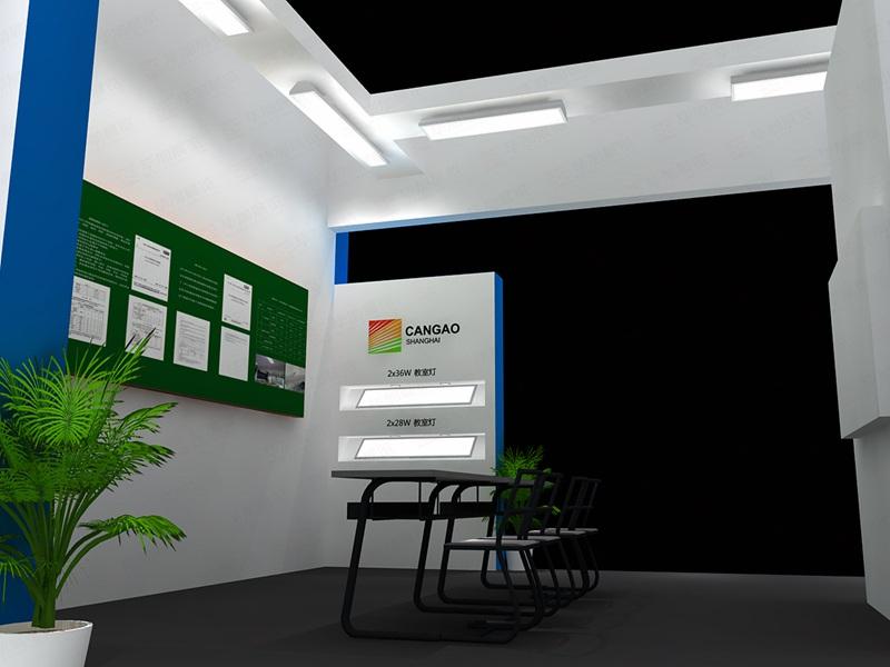 教育展台设计