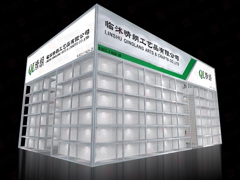 广交会展台设计