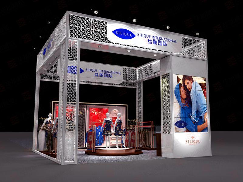 广交会展览设计公司