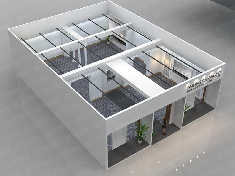 家具展展位设计搭建